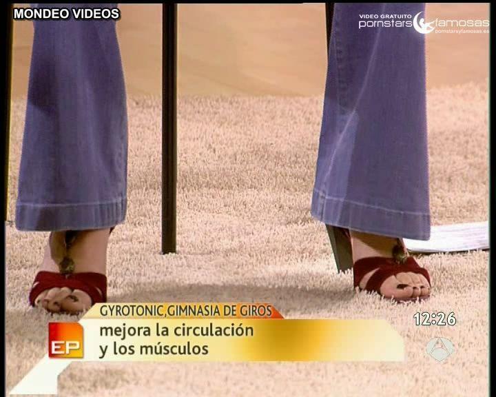 Susanna Griso Feet
