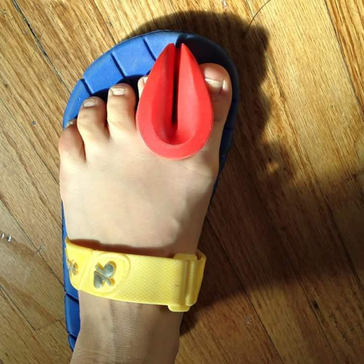 Melanie Mullen Feet