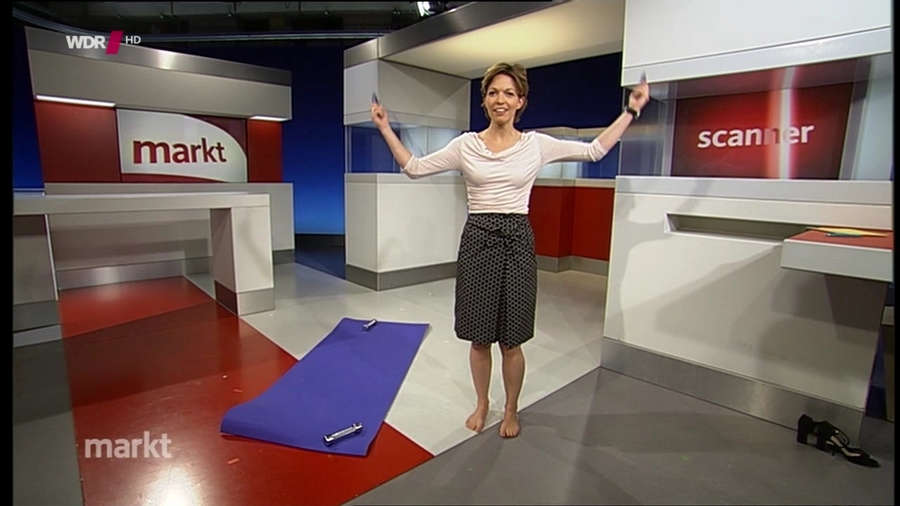Anna Planken Feet