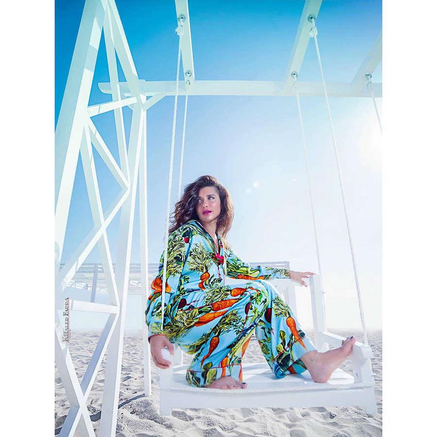 Ghada Adel Feet