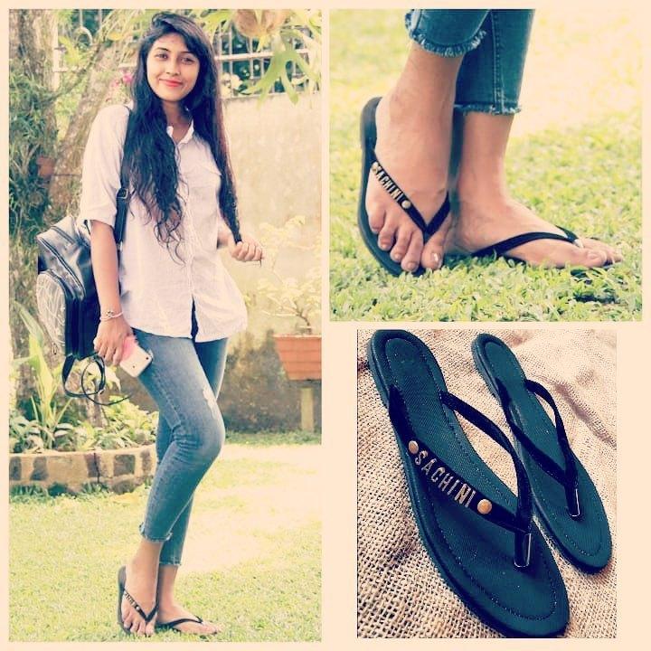 Sachini Wikramasinghe Feet