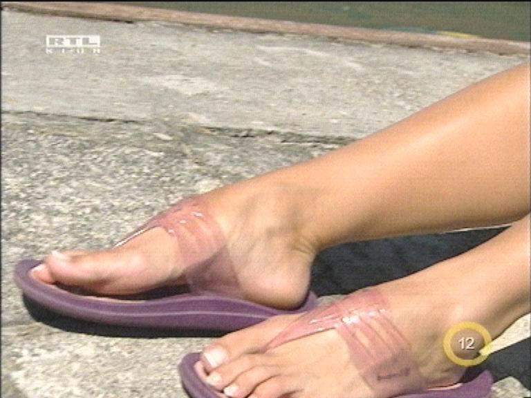 Agi Kovacs Feet