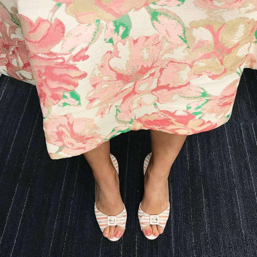 Diane Mizota Feet