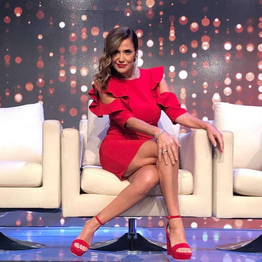 Maria Fernanda Callejon Feet