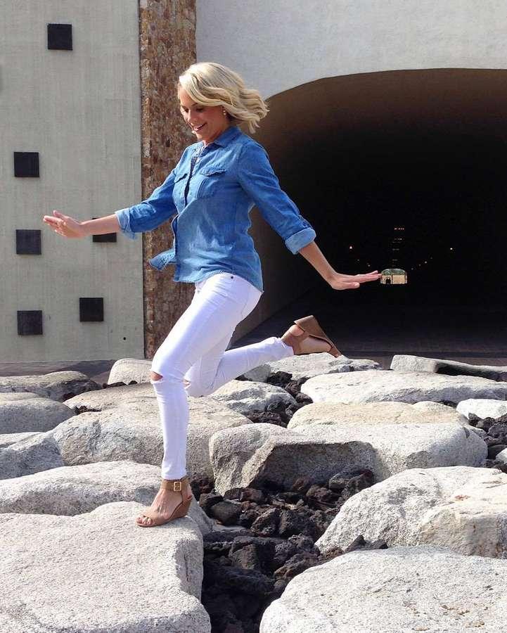 Erin Ross Feet