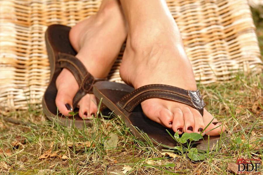 Jelena Jensen Feet