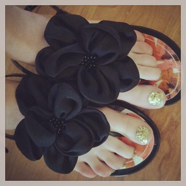 Melissa Farley Feet