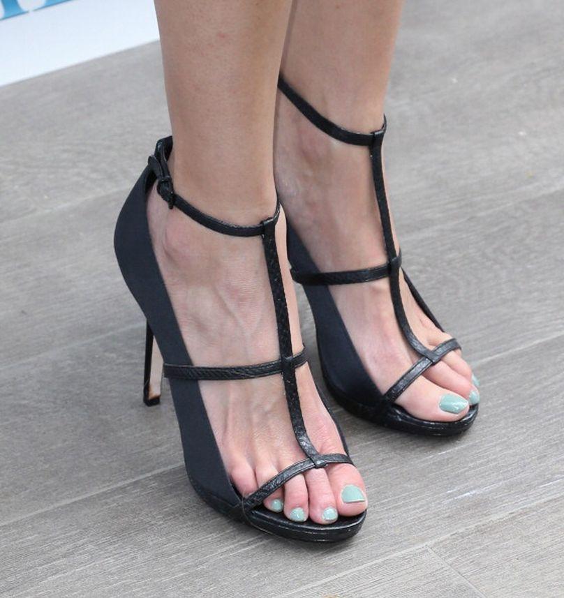 Adrienne Janic Feet