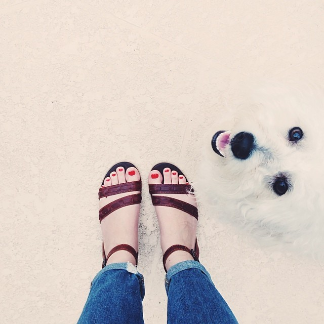 Keiko Lynn Feet