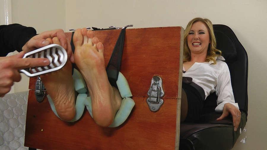 Tickling Nylon Feet Stories