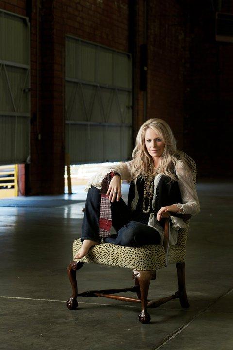 Deana Carter Feet