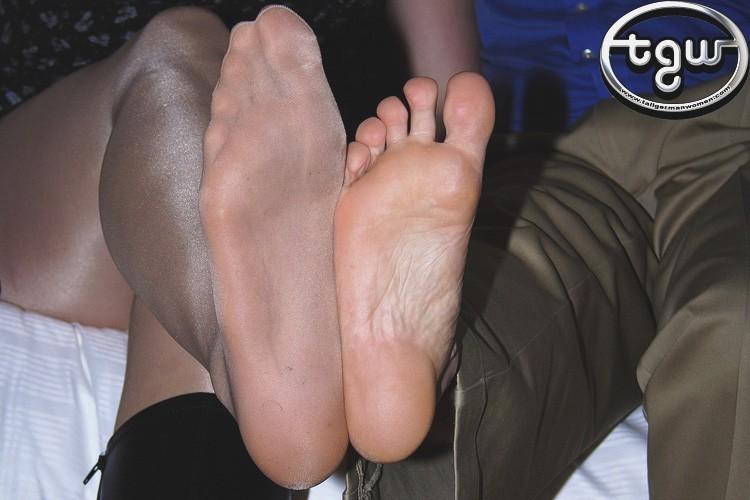 Caroline Welz Feet