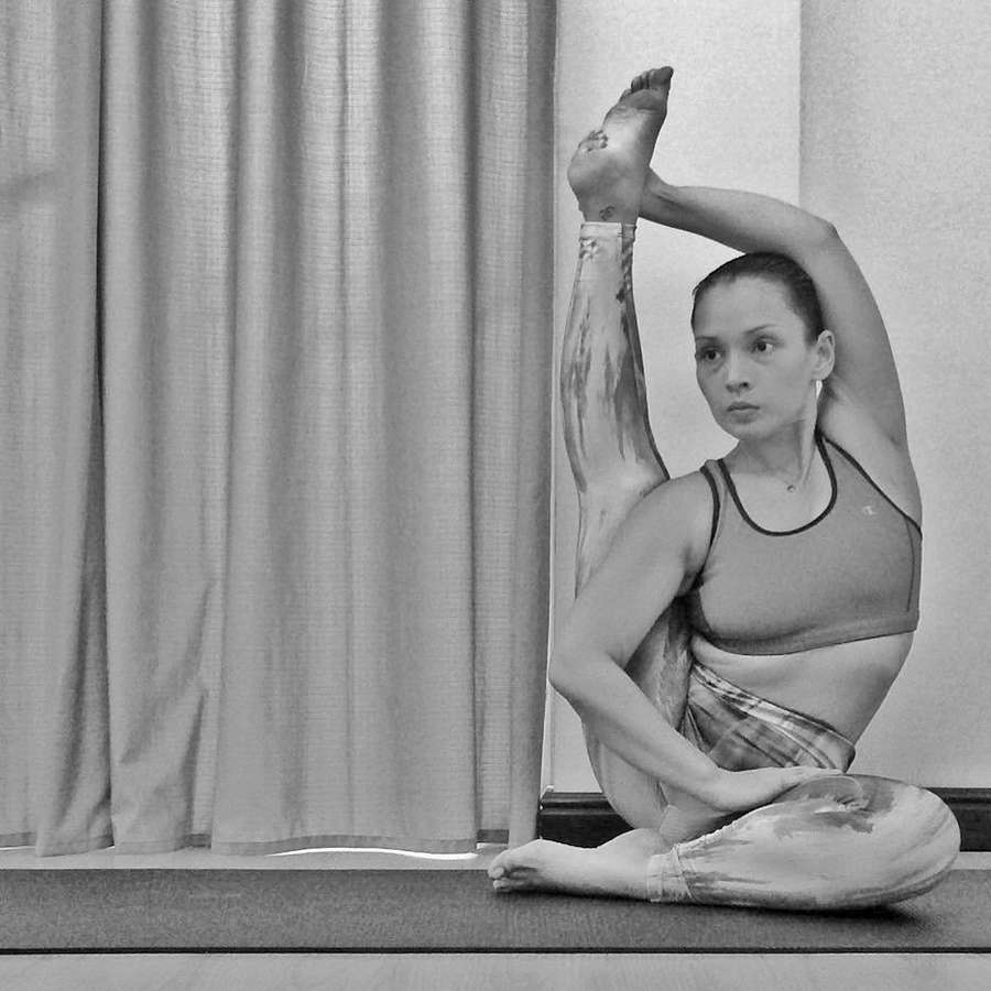 Chantal Umali Feet