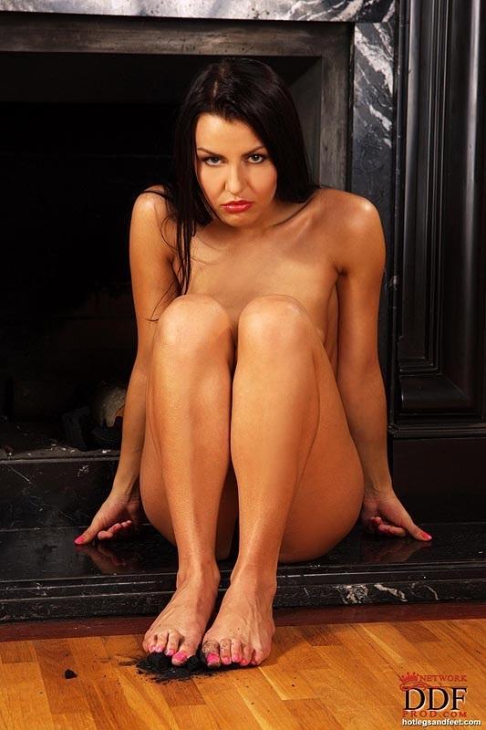 Eva Smolina Feet