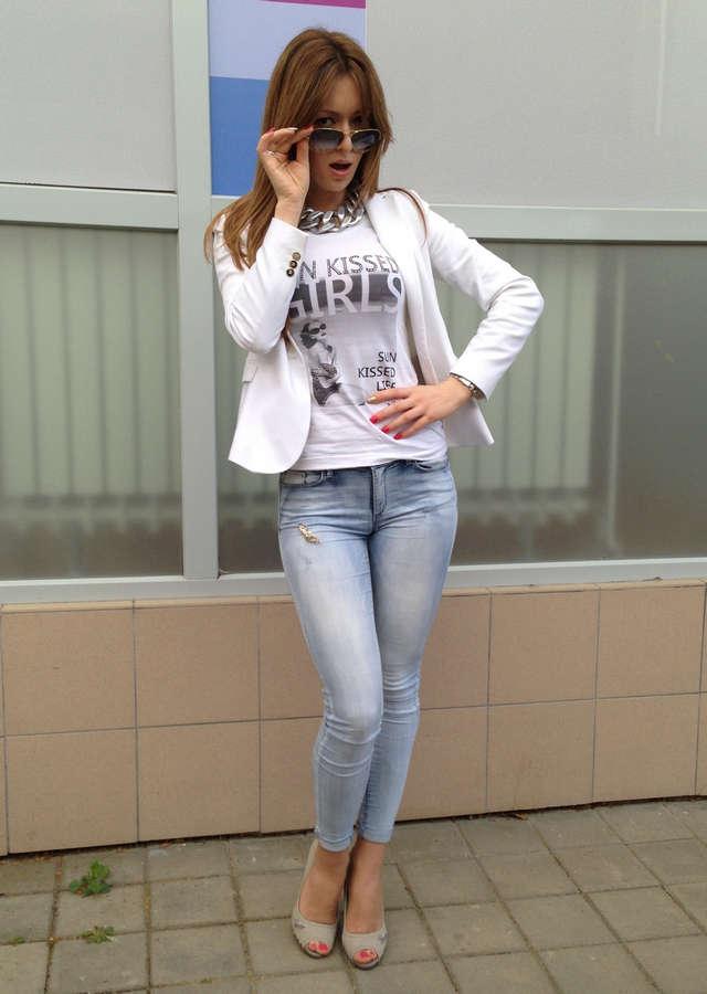 Lidija Bacic Feet