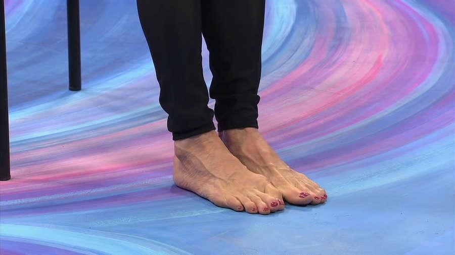 Mary Ann Wilson Feet