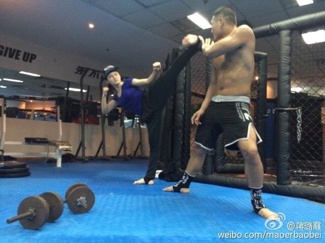 Luxia Jiang Feet