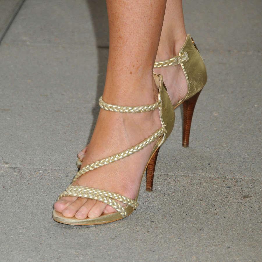 Eve Myles Feet