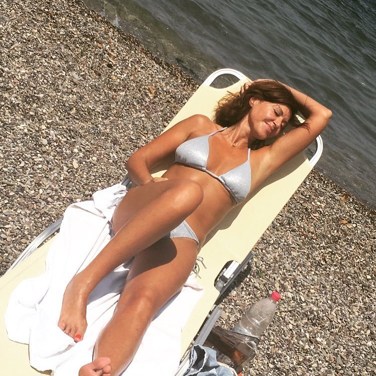 Alexandra Palaiologou Feet