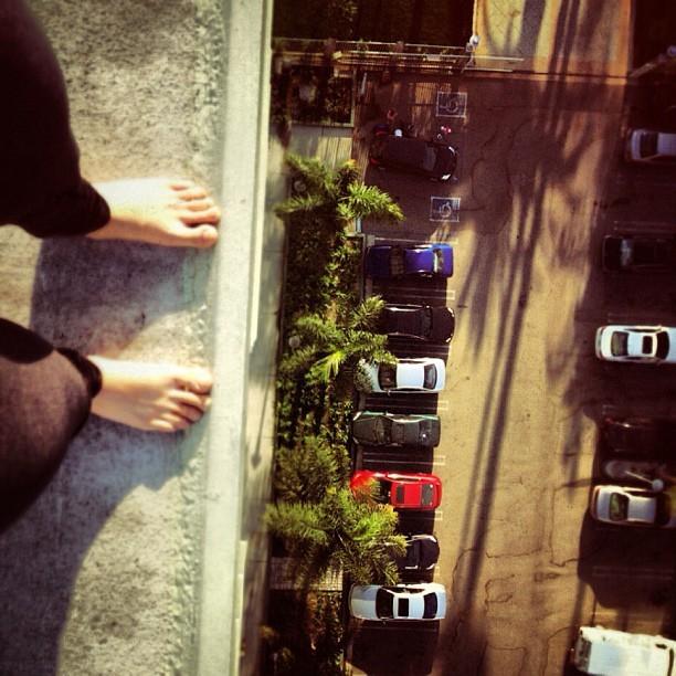Alexa Melo Feet