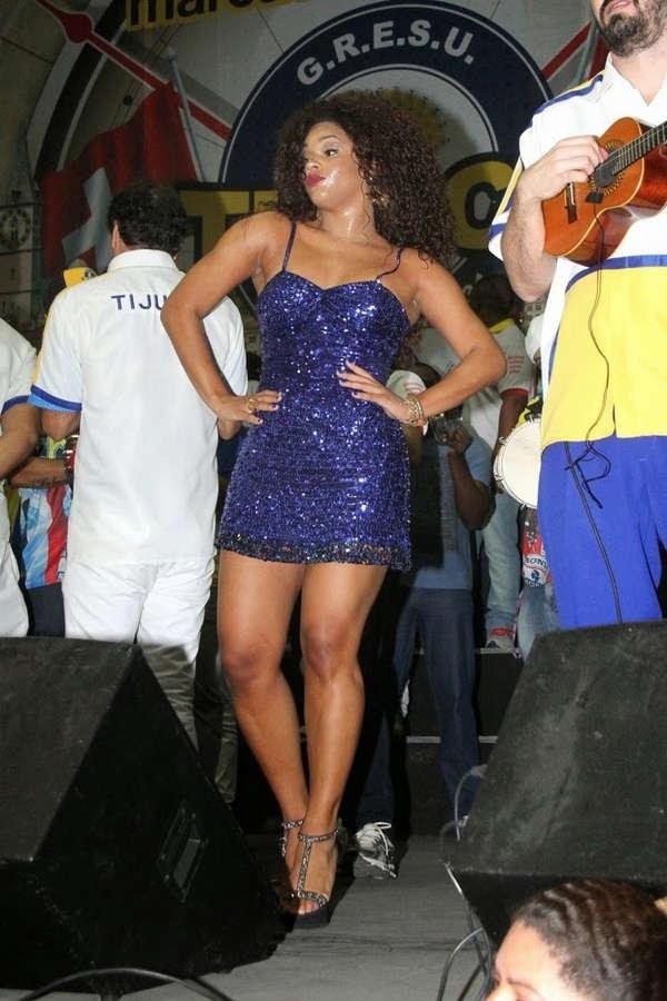 Juliana Alves Feet