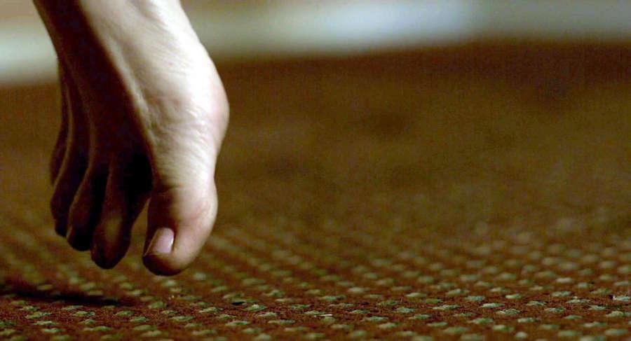 Caity Lotz Feet
