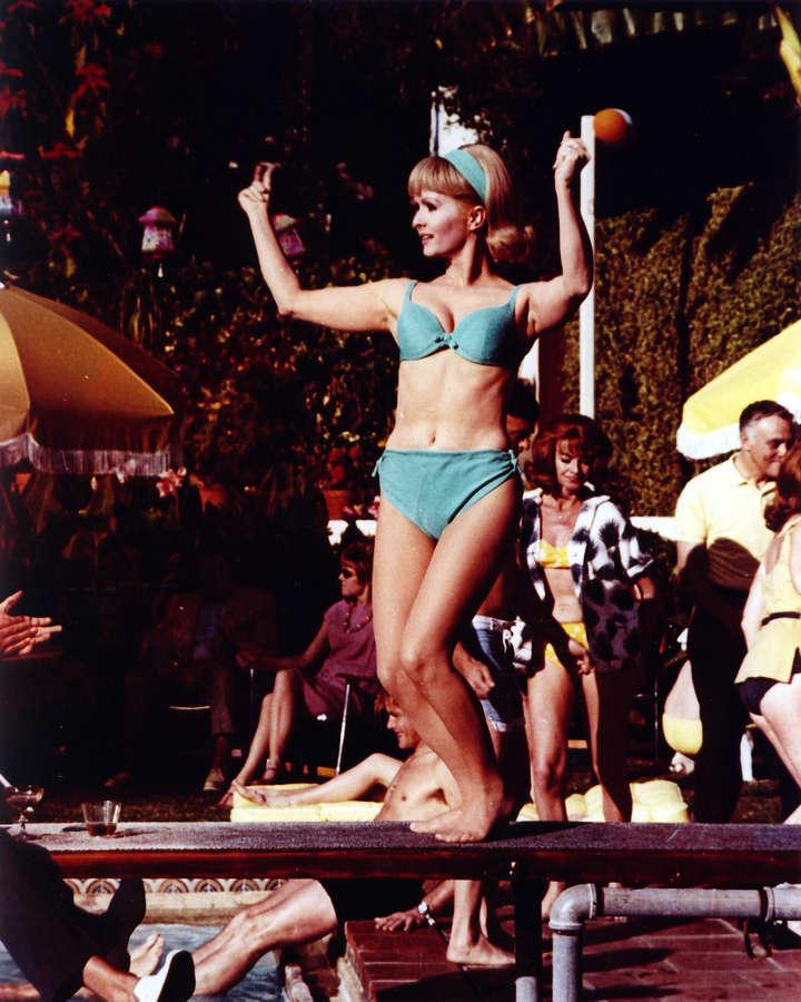 Debbie Reynolds Feet