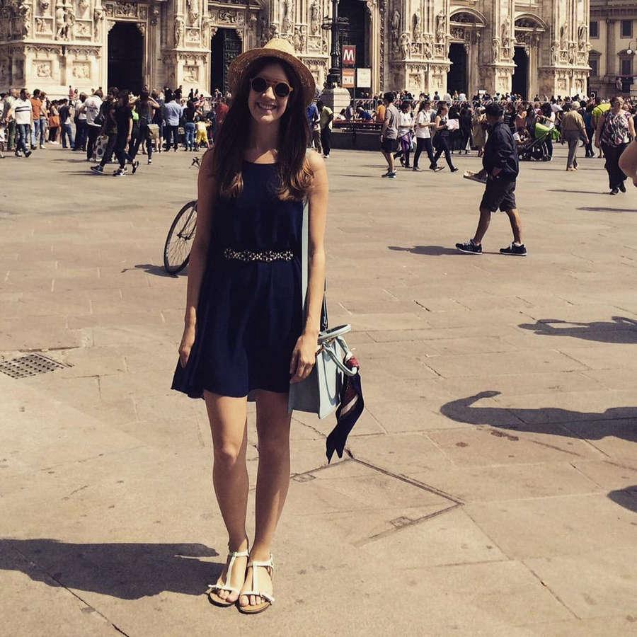 Maria Clara Alonso Feet