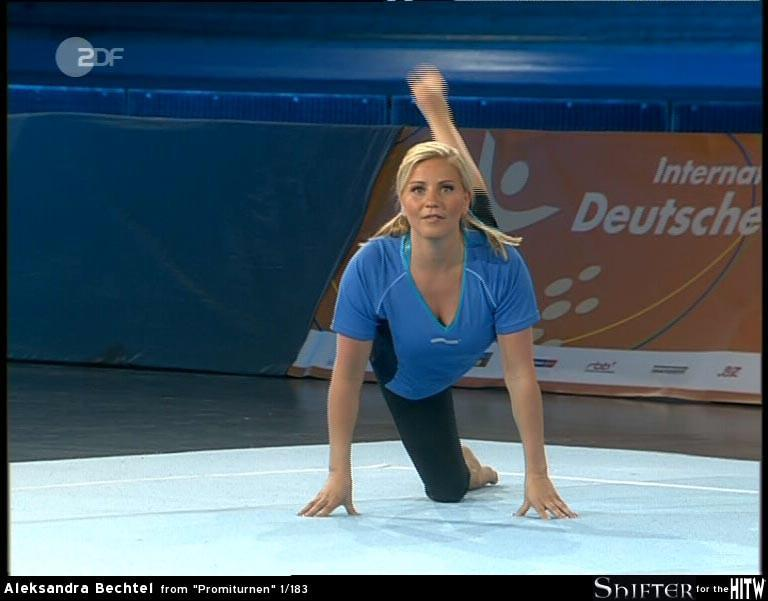Aleksandra Bechtel Feet