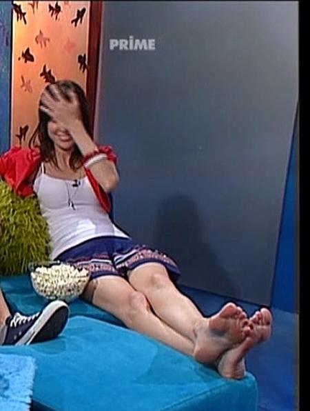 Shae Brewster Feet