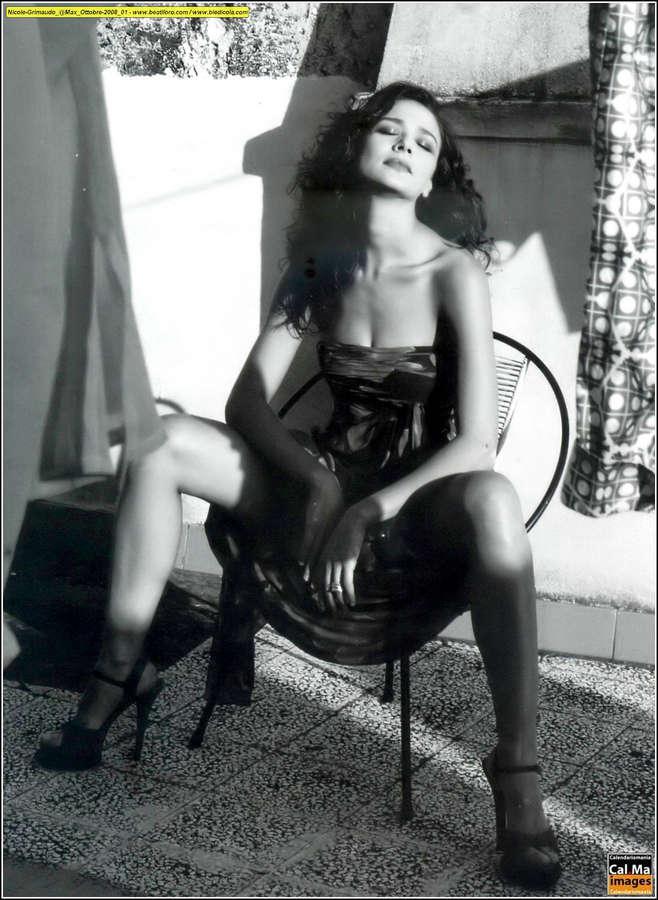 Nicole Grimaudo Feet