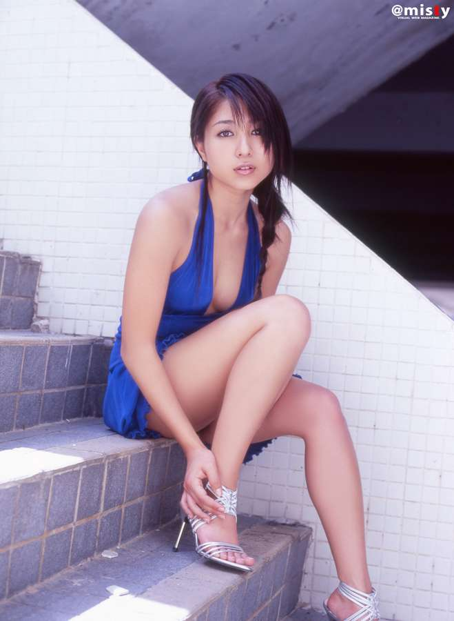 Azusa Takagi Feet