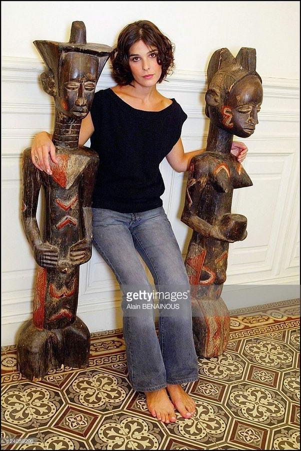 Claire Castillon Feet
