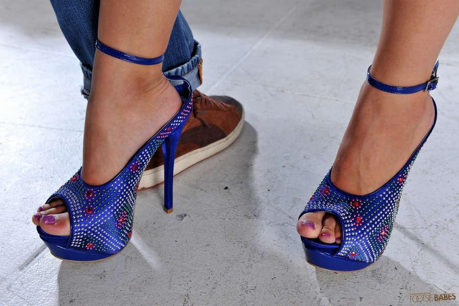 Stevie Shae Feet
