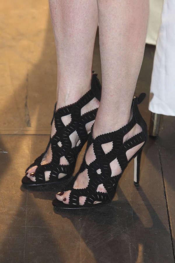 Anna Geislerova Feet