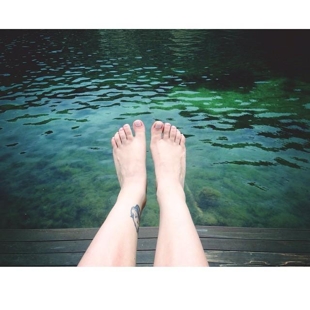 Mara Samartzi Feet
