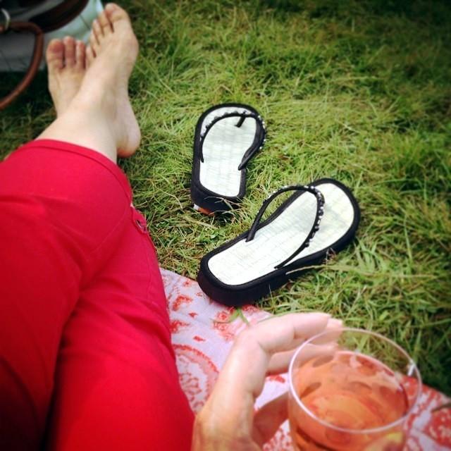 Rebecca Grant Feet