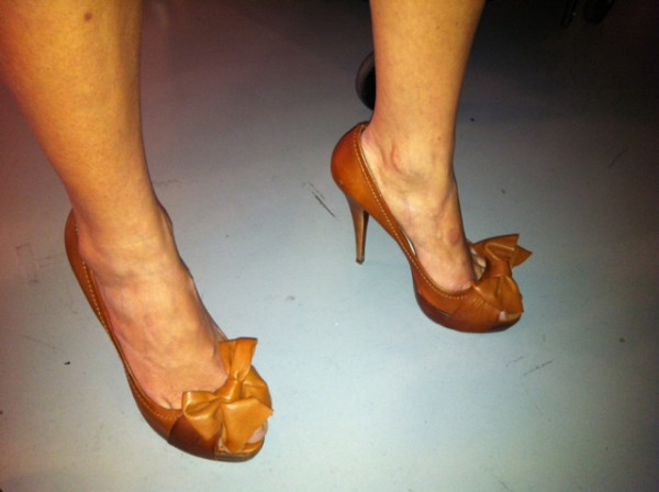 Chiquinquira Delgado Feet