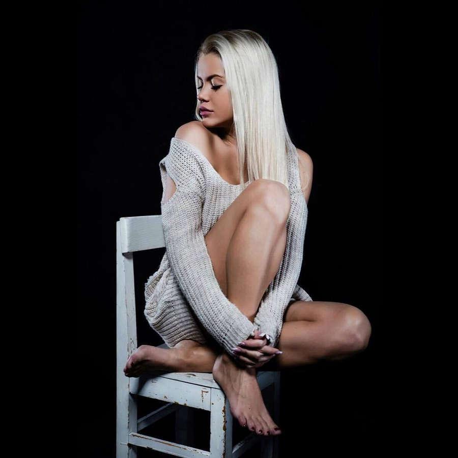 Sanja Stankovic Feet