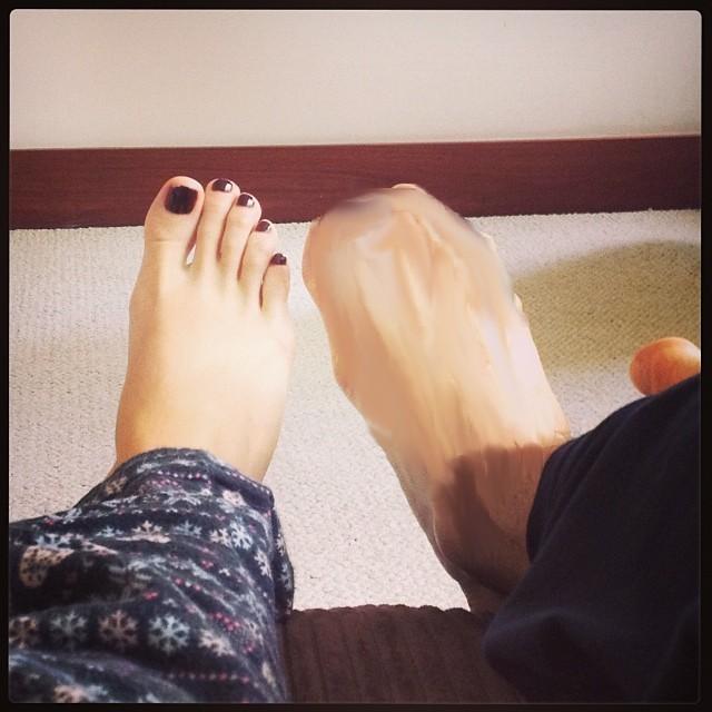 Alexa Martin Feet