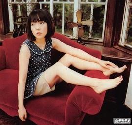 Aiko Yanai Feet