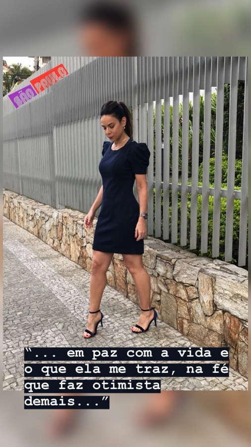Adriana Ferrari Feet