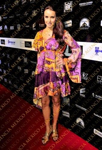 Alejandra Barros Feet