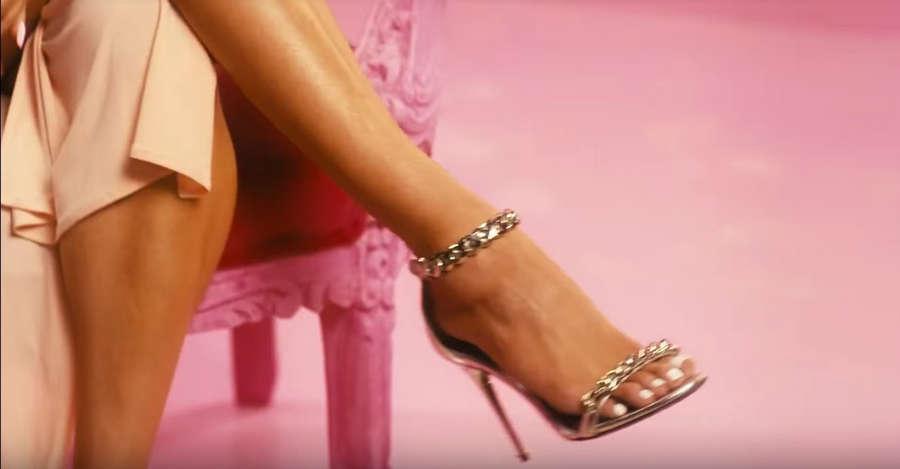 Veronica Vega Feet