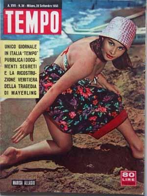 Marisa Allasio Feet