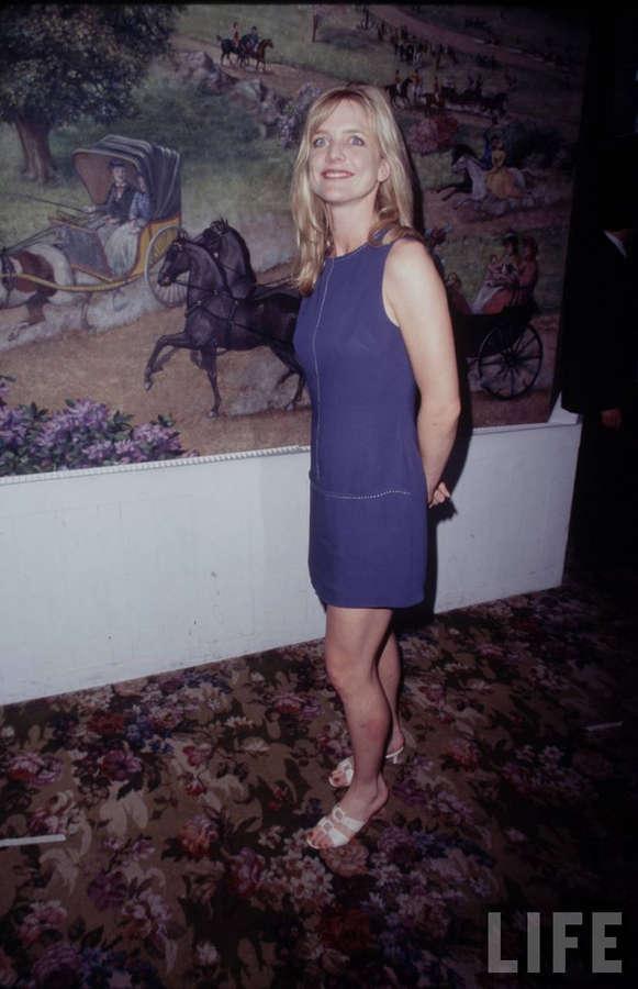 Courtney Thorne Smith Feet