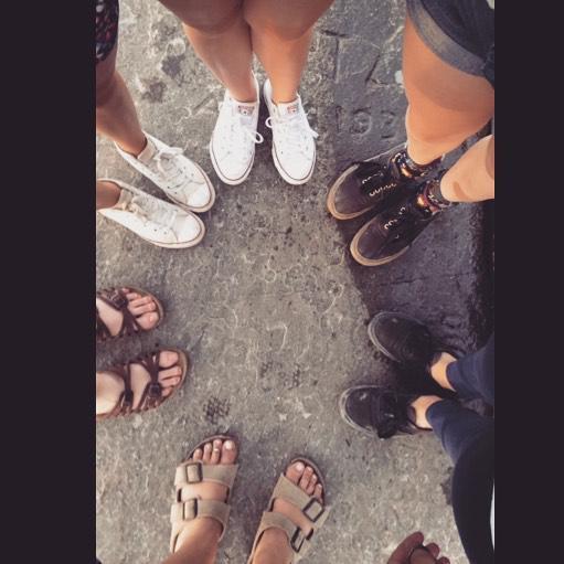 Austyn Vovos Feet