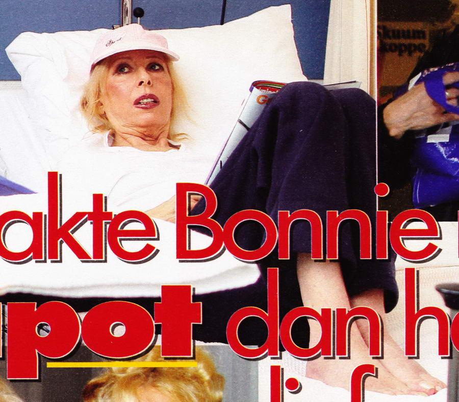Bonnie St Claire Feet