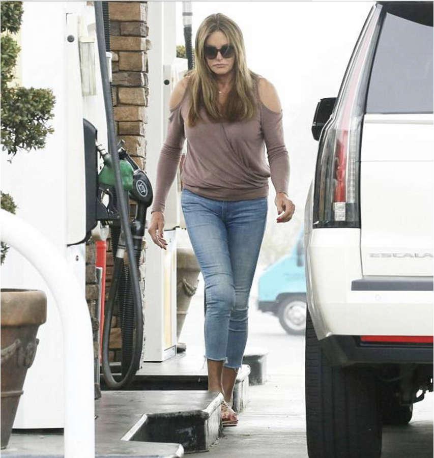 Caitlyn Jenner Feet