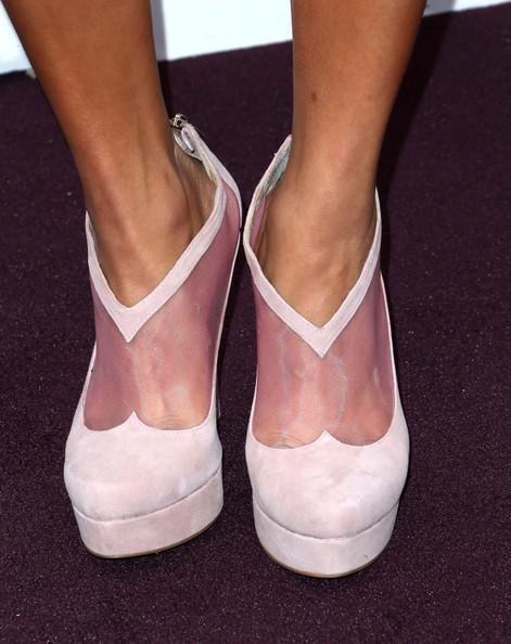 Michelle Buteau Feet